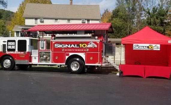 Signal 10 Food Truck