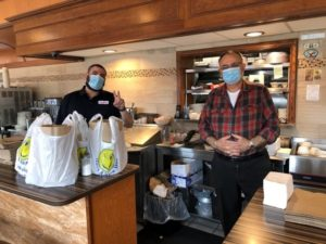 Operation Feed New Munson Diner