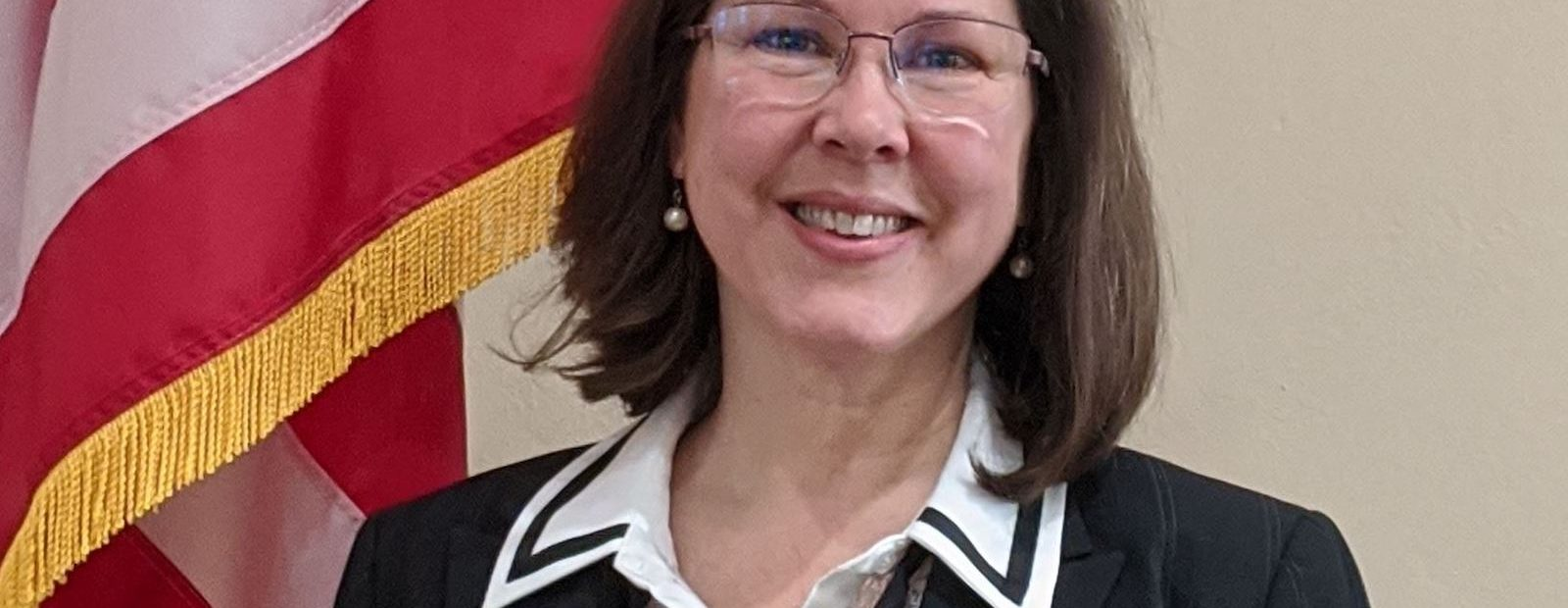 Wayne County Commissioner Jocelyn Cramer