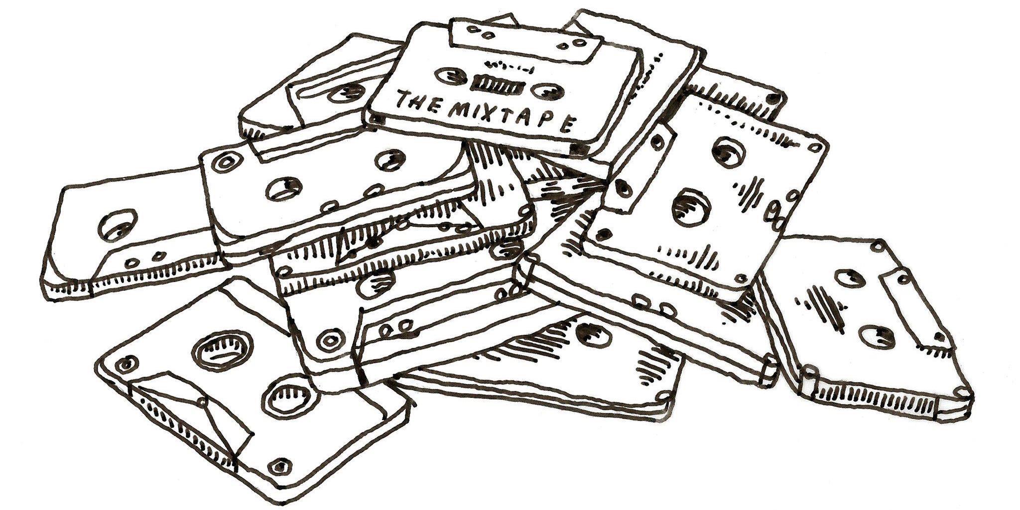 the mixtape with jason tougaw on wjff radio