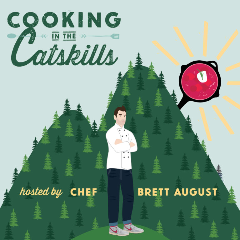 WJFF-Cooking in the Catskills with Brett August