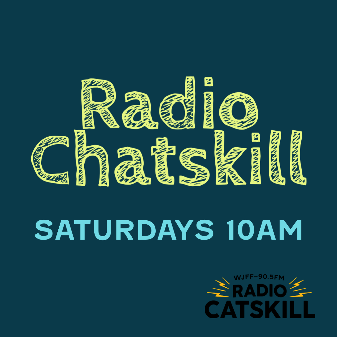 Radio Chatskill at 10 AM- The Reporter's Roundtable Returns!