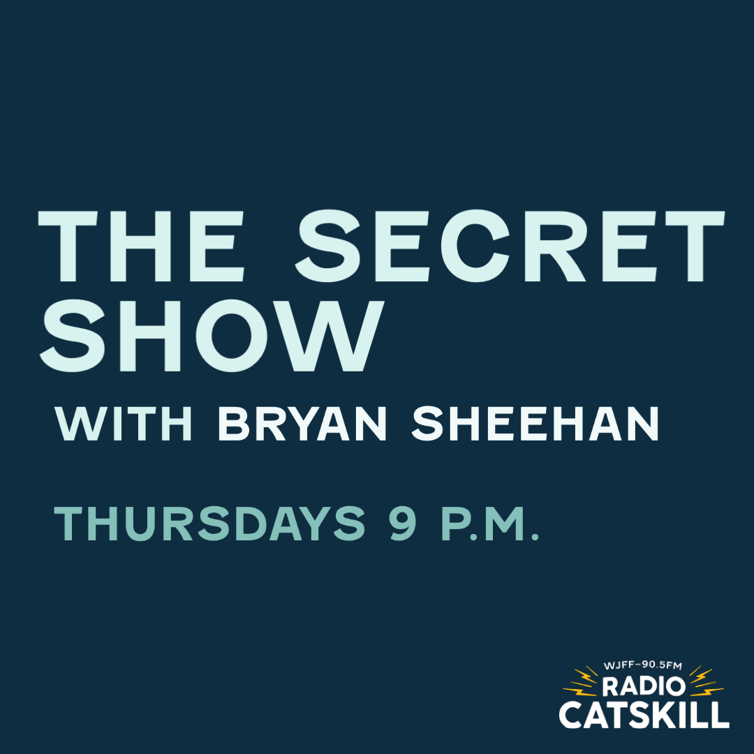 The Secret Show with host, Bryan Sheehan