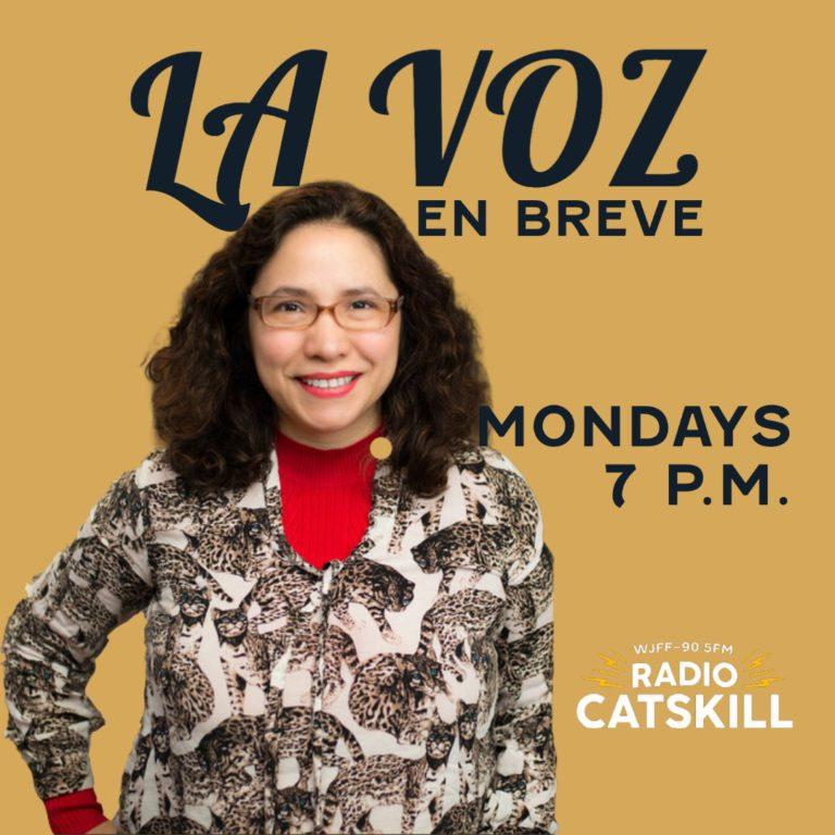 La Voz En Breve Mondays 7PM