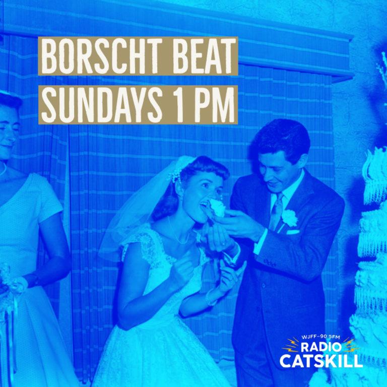 Borscht Beat Sundays 1PM