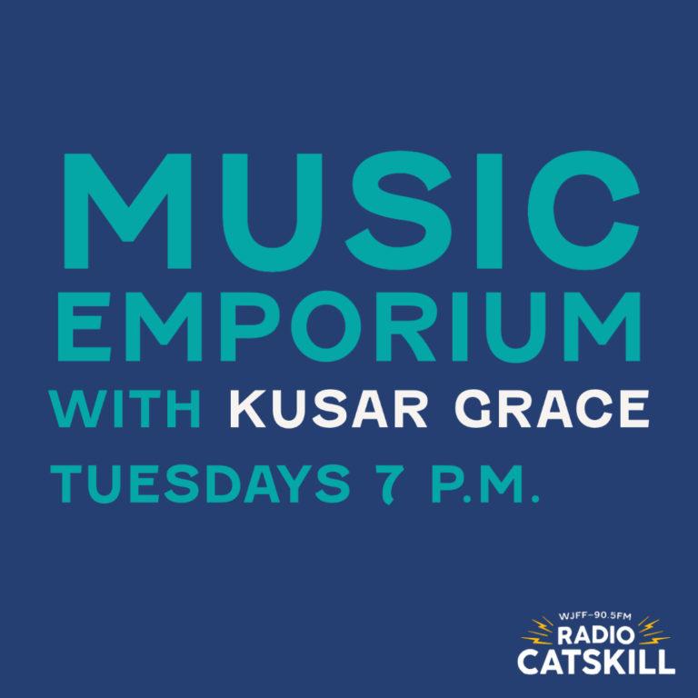 Music Emporium with Kusar Grace at 7PM